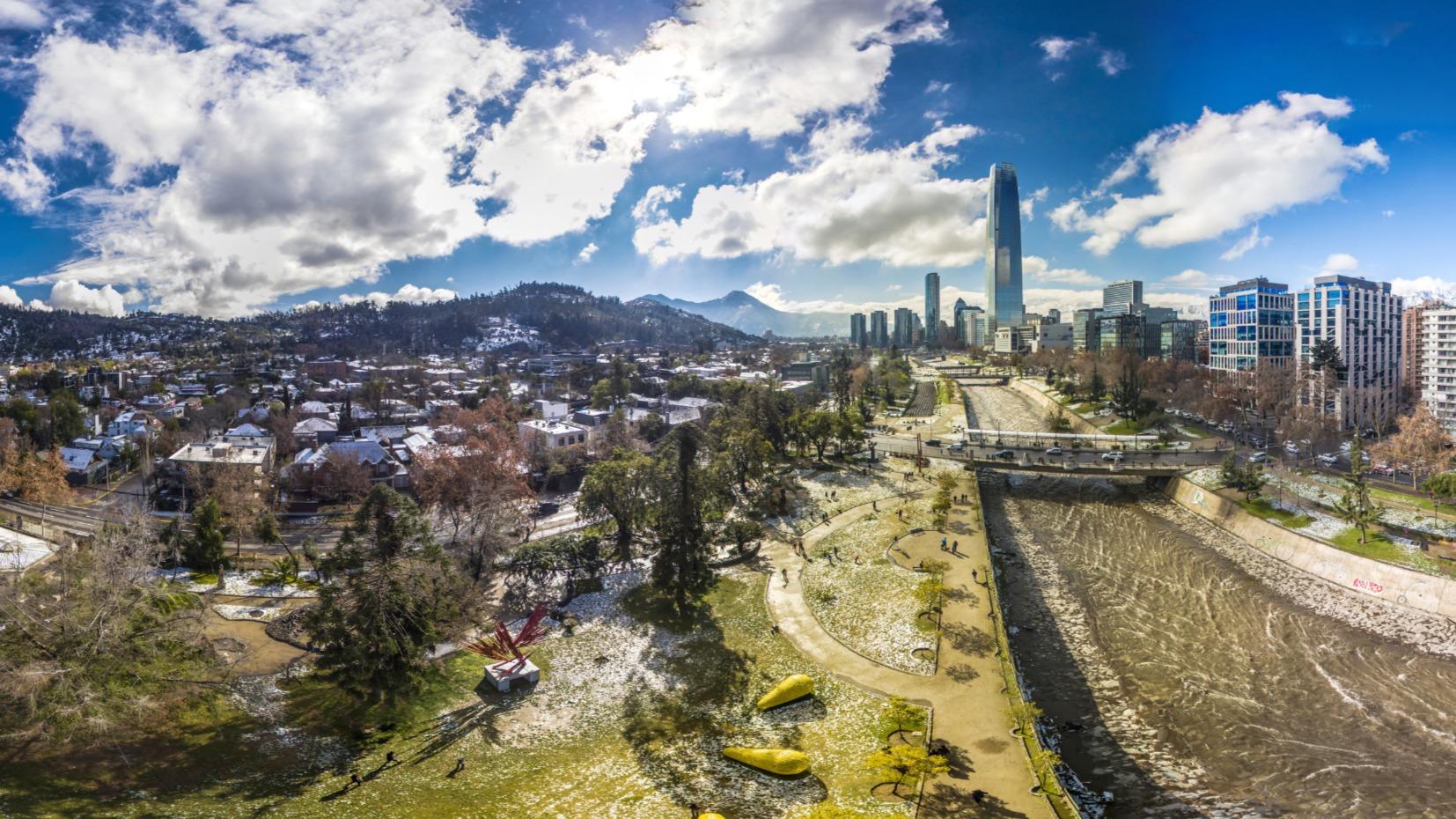 Parque de Las Esculturas Nevado Providencia