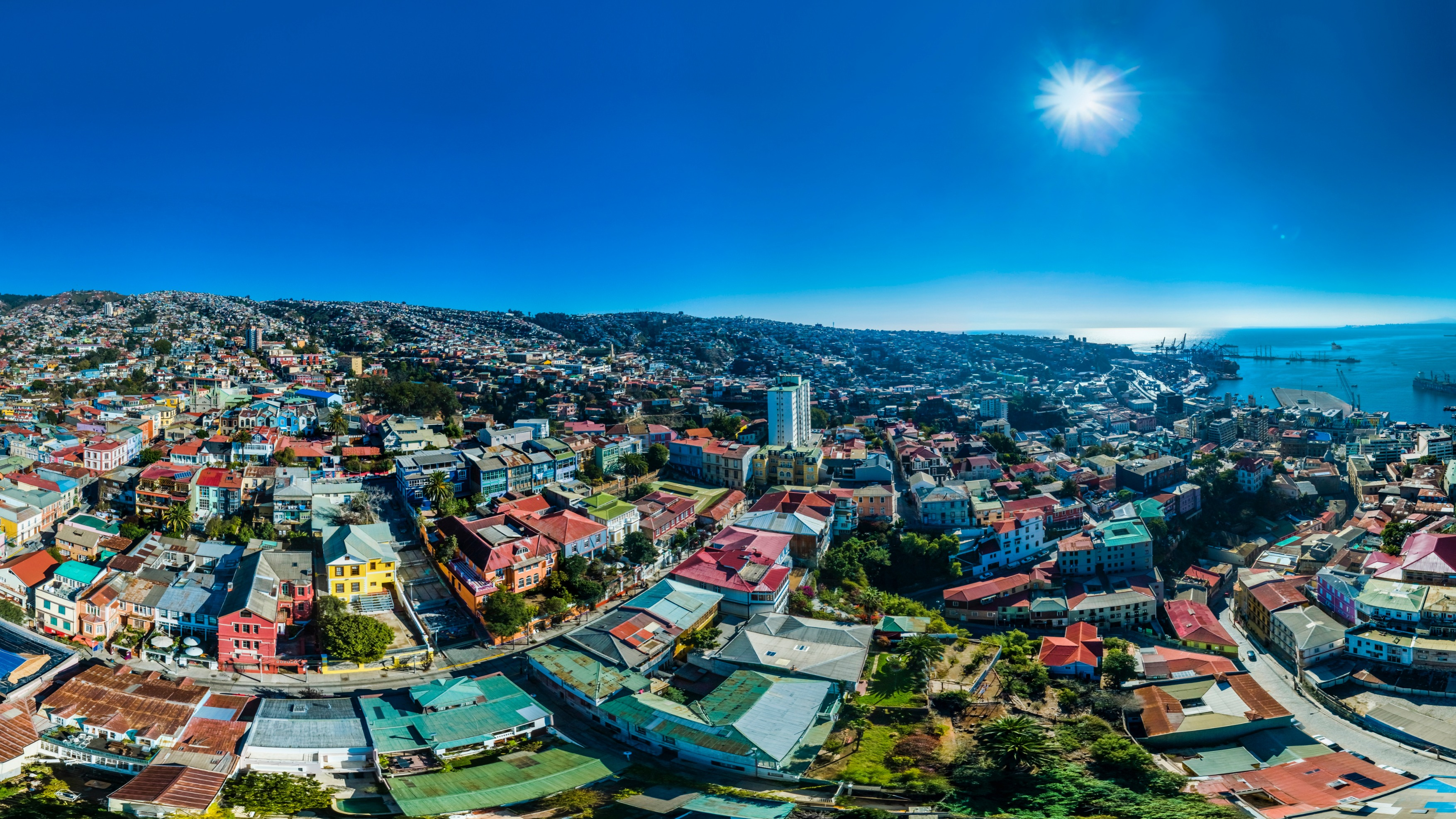 Cerros de Valparaíso
