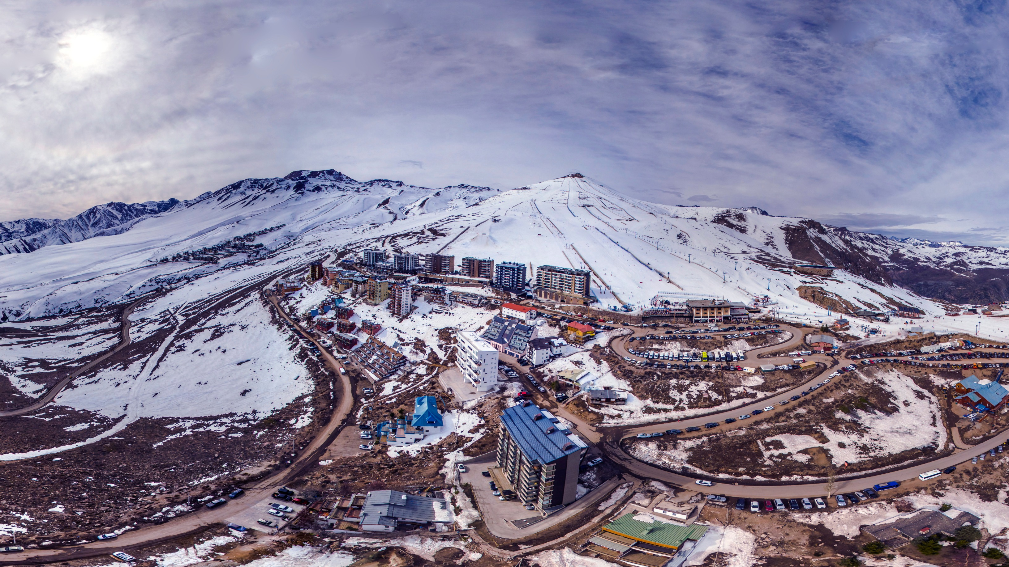 Centro Invernal El Colorado Santiago