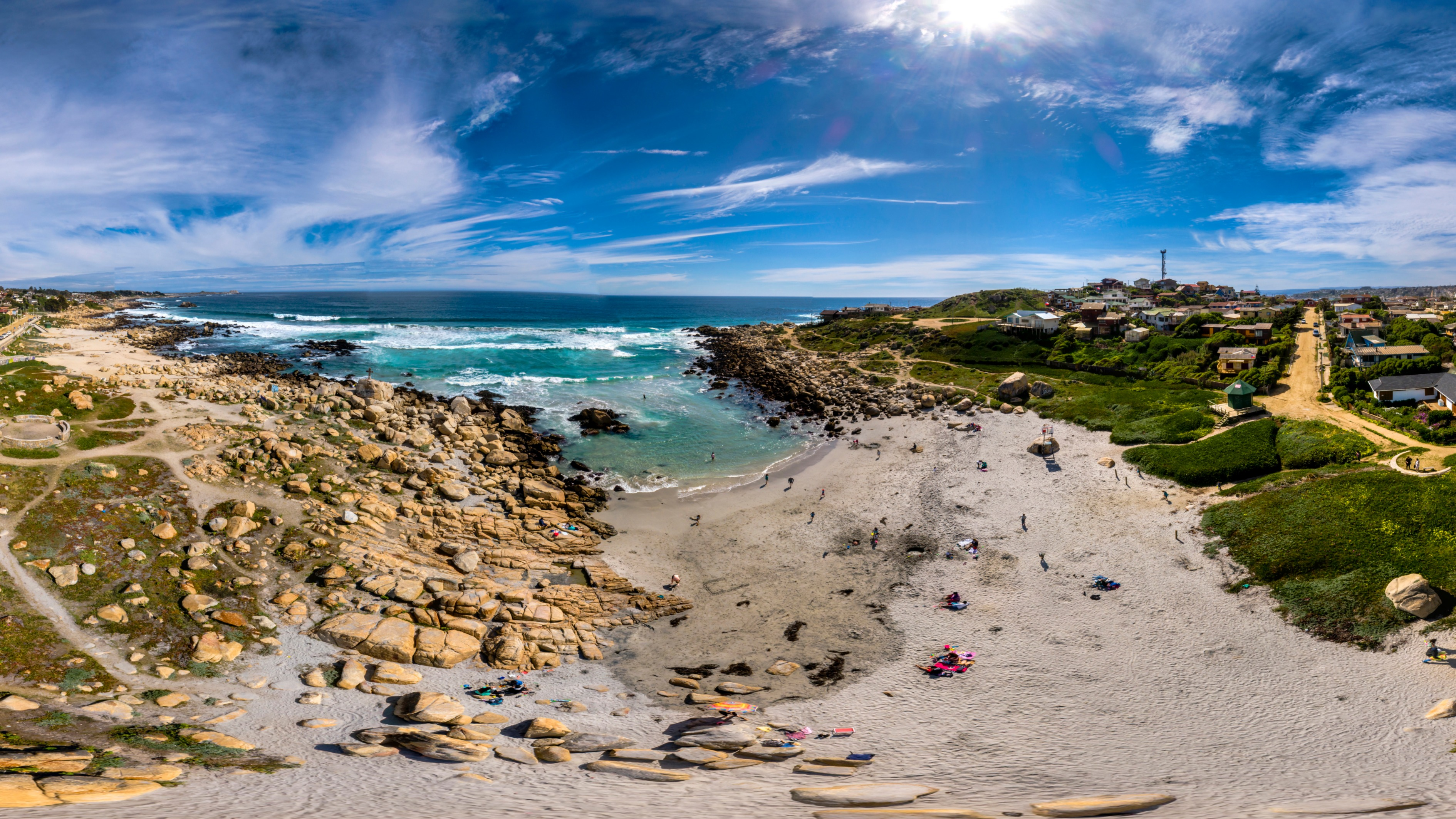 Playa Pequeña El Quisco