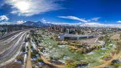 Parque Bicentenario Nevado Santiago