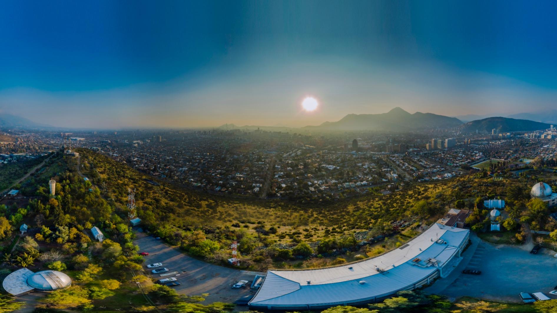 Cerro Calán Santiago
