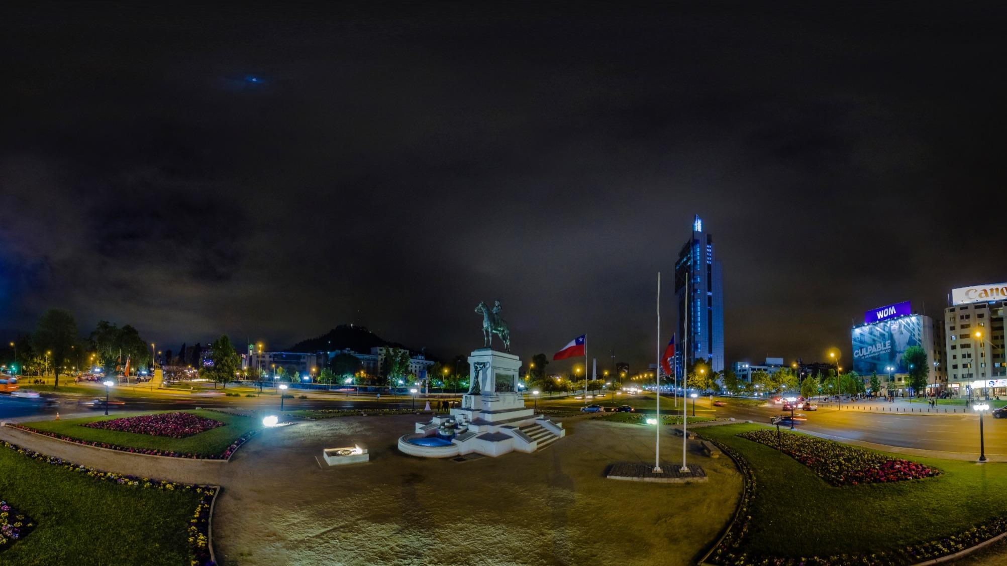 Monumento a Baquedano Santiago