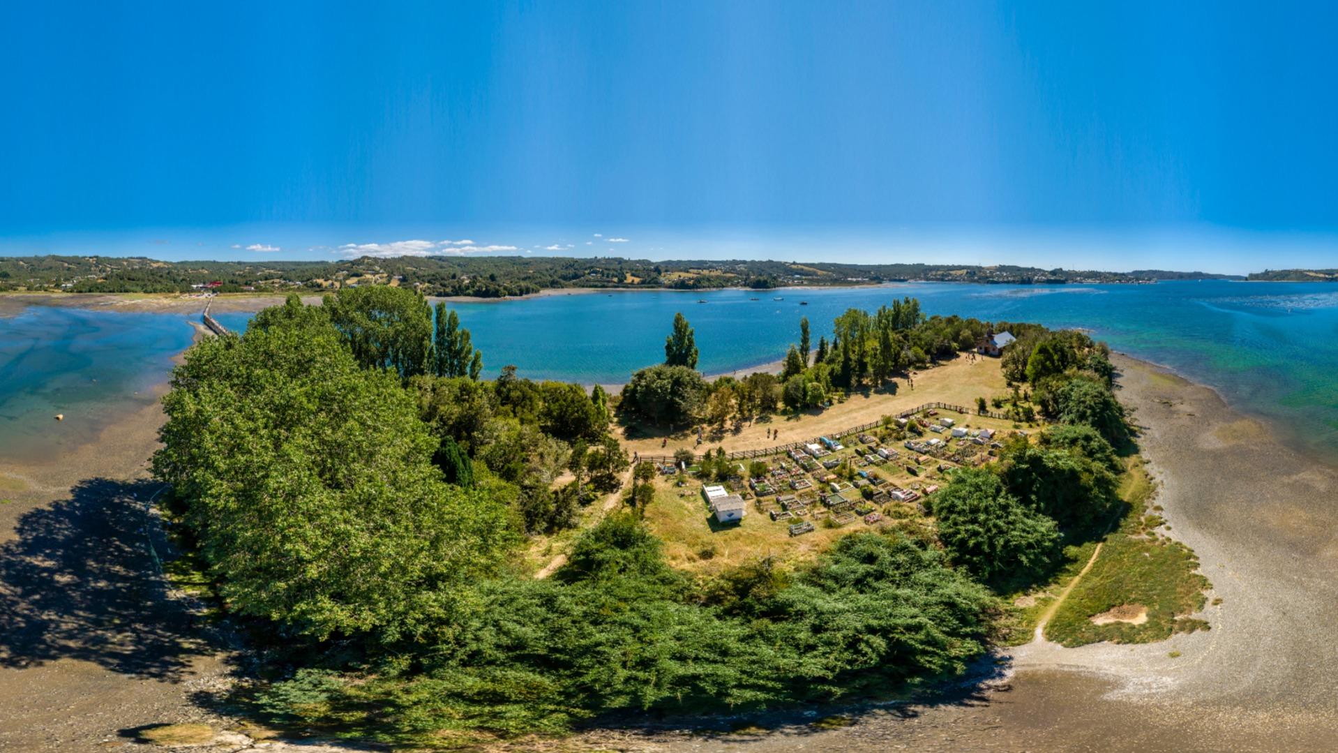Isla Aucar 2 Quemchi