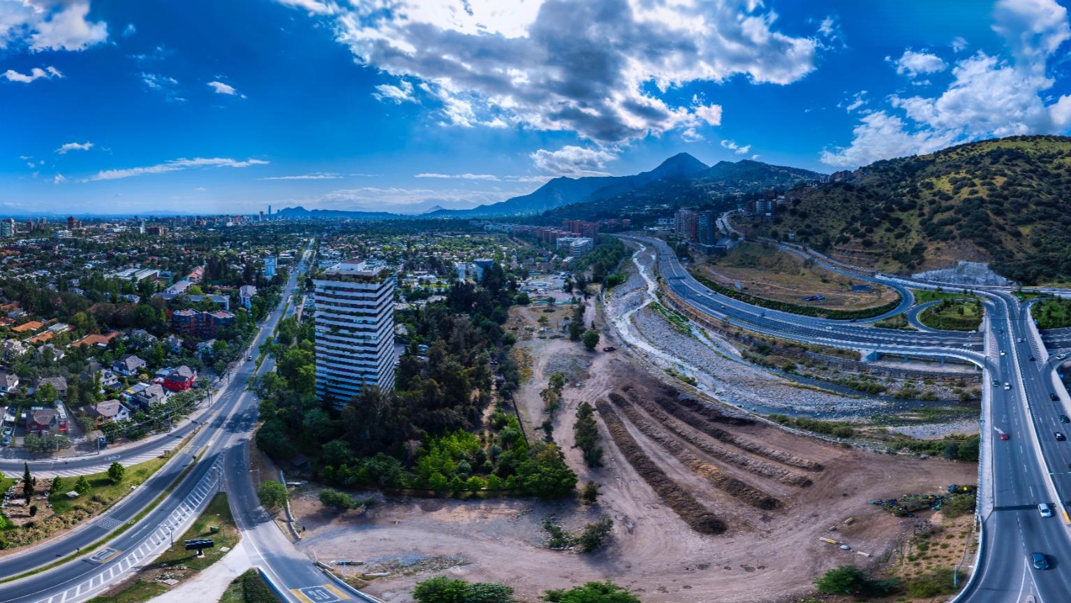 Cerro Alvarado Santiago