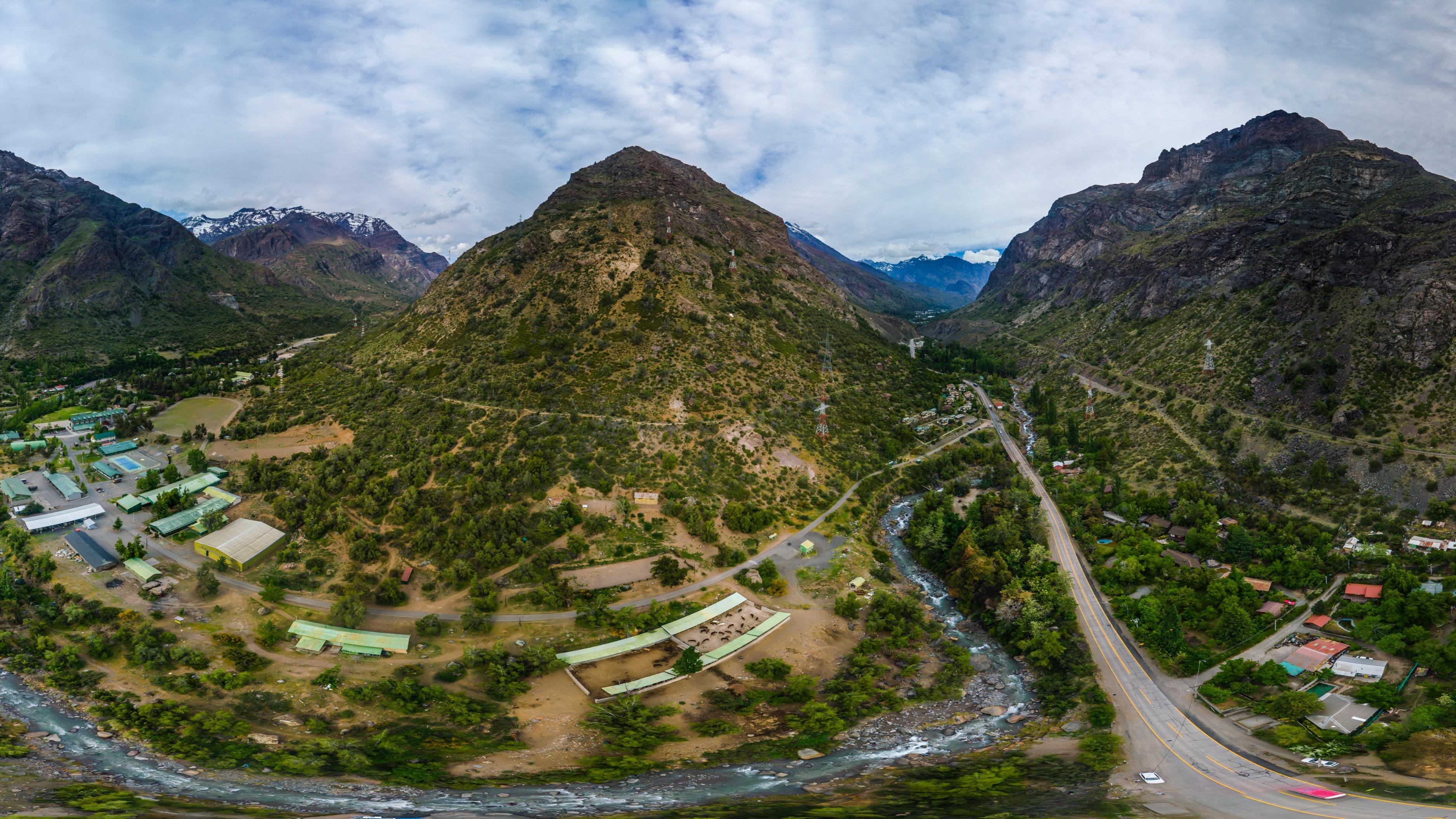 Río Blanco Los Andes
