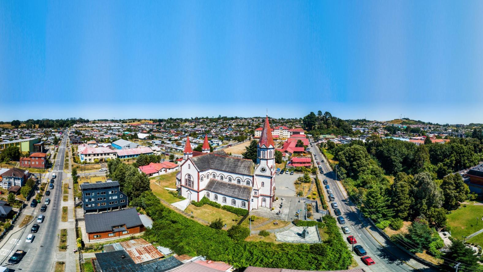 Iglesia de Puerto Varas Los Lagos