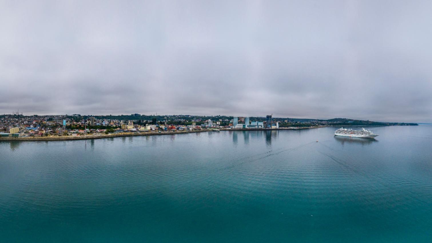 Bahía de Puerto Montt Los Lagos