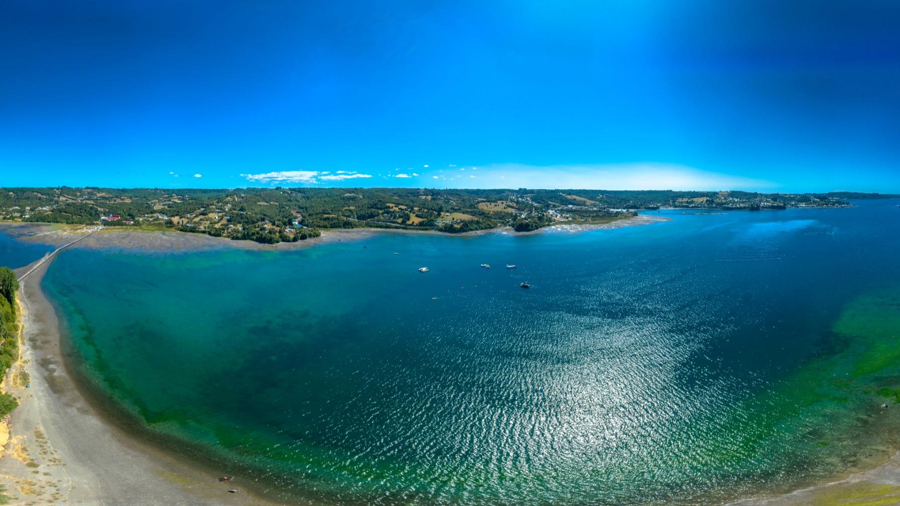 Isla Aucar 1 Quemchi