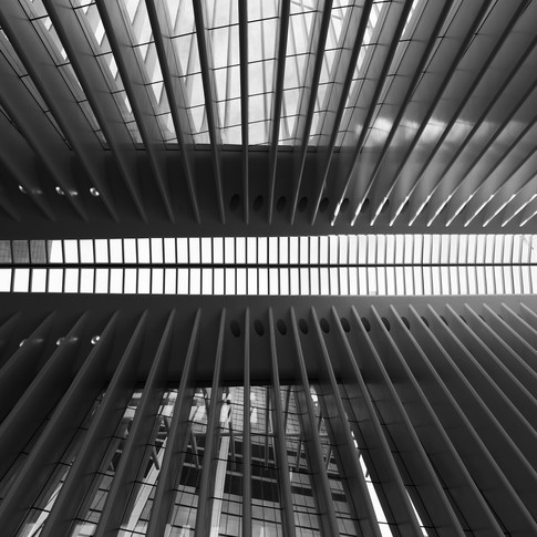 Bridge that links memory to future: Is Caltrava's Oculus really a memorial buildiing, but instead the implication within its form can actually inplant the impression from basilica's churchs, into the idea that future can actually be changed?