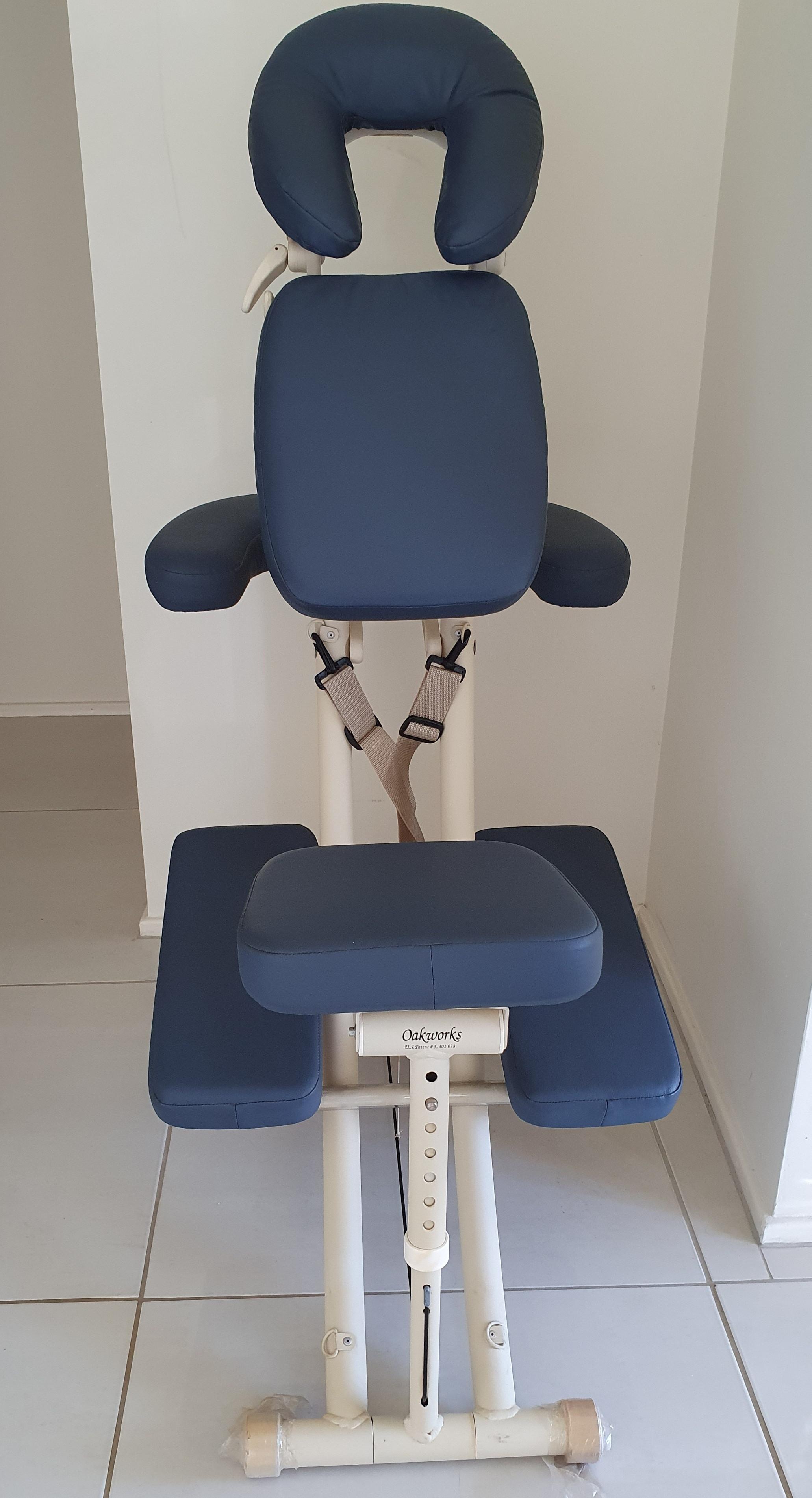 Neck & shoulders - Seated Massage