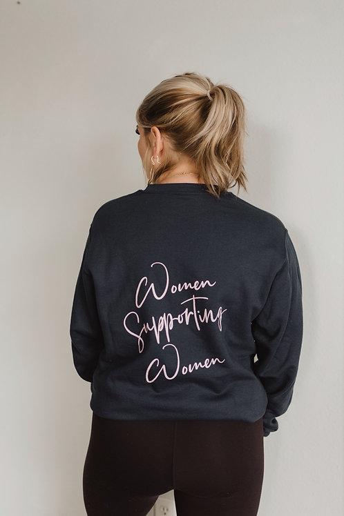Women Supporting Women Crewneck