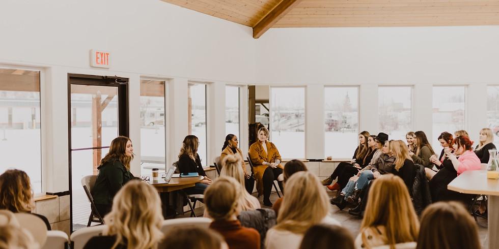 Let's Talk Content - Soldotna Event