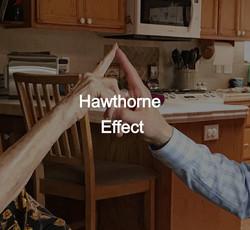 Hawthorne Effect