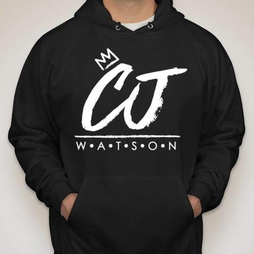 Black CJ Watson Hoodie