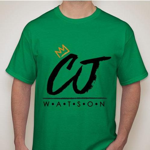 Green CJ Watson T-Shirt