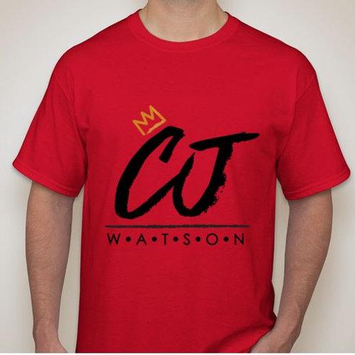 Red CJ Watson T-Shirt