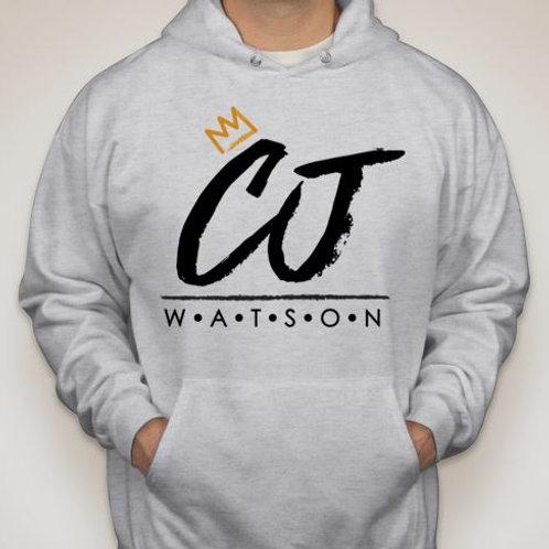 Grey CJ Watson Hoodie