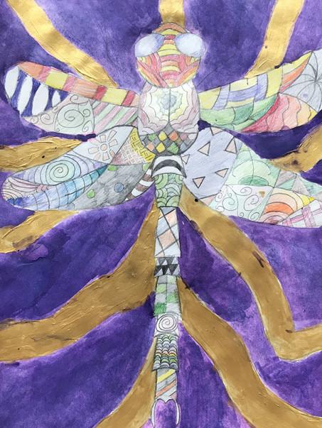 Klimt Inspired Artworks