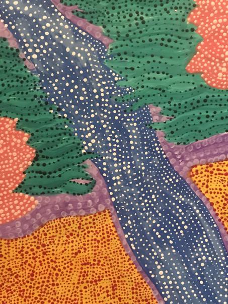 Aborinial Inspired Artworks