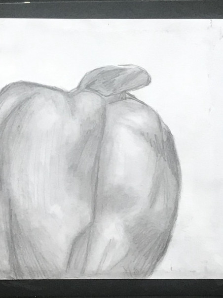 Graphite Peppers