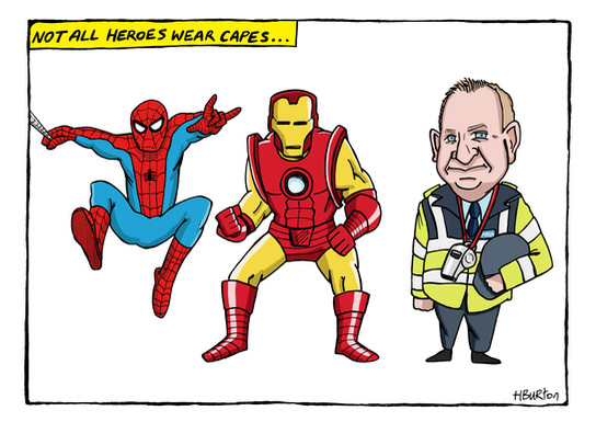 14.11.18 Tribute to Stan Lee featuring Maurice McCabe