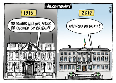 22.01.19 100 years of the Dail
