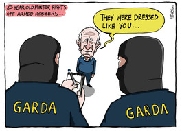 18.09.18 A week where masked Gardai evicted housing activists