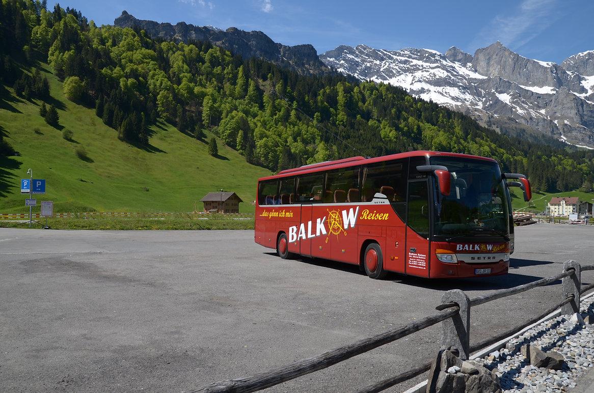 Balkow Reisen Busreisen Reisebüro Tagesfahrten Mehrtagesfahrten Ausflüge Bus mieten