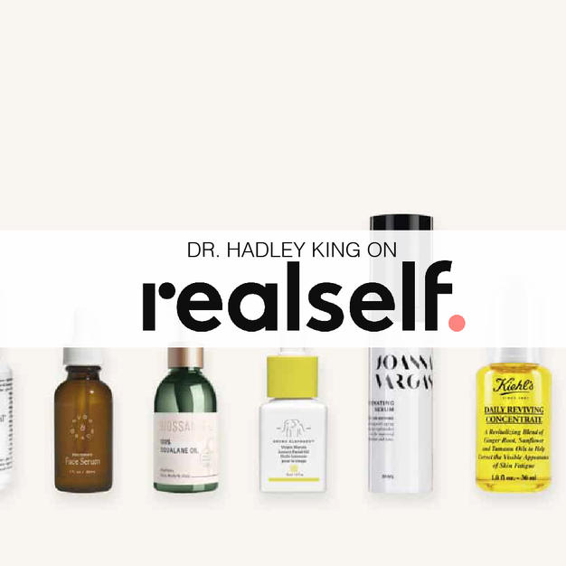 You're Probably Using Facial Oils Wrong.