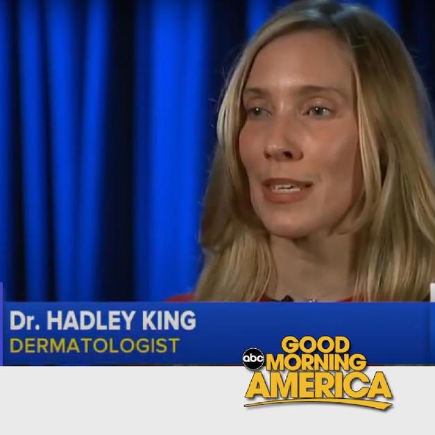 Dr.Hadley King on GoodMorning America