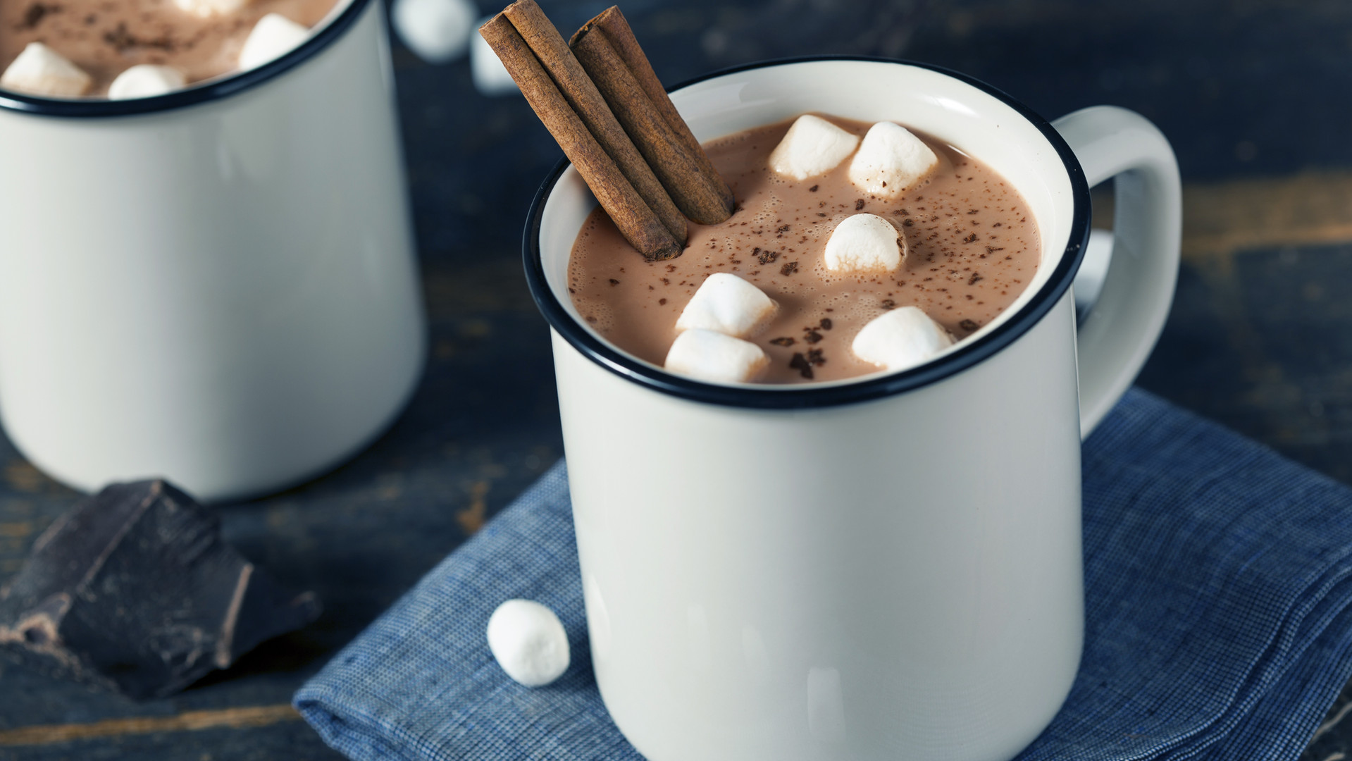 Chocolat chaud DE GNAW