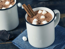 MTHMU Hot Chocolate Stand