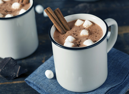 Easy, Delish Homemade Hot Chocolate Recipe