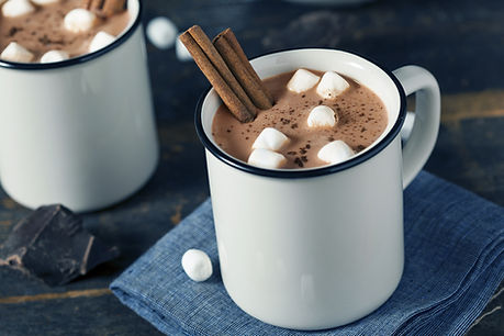 Chocolate Drink with Marshmallows
