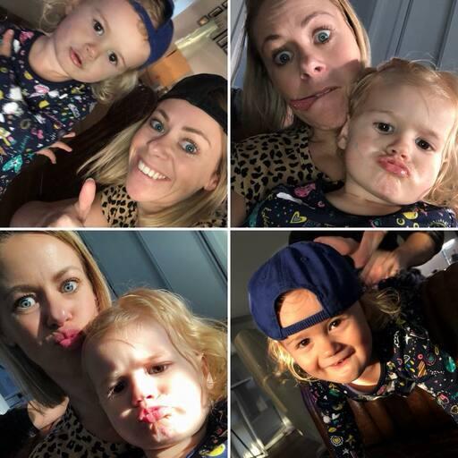 mum and daughter fun