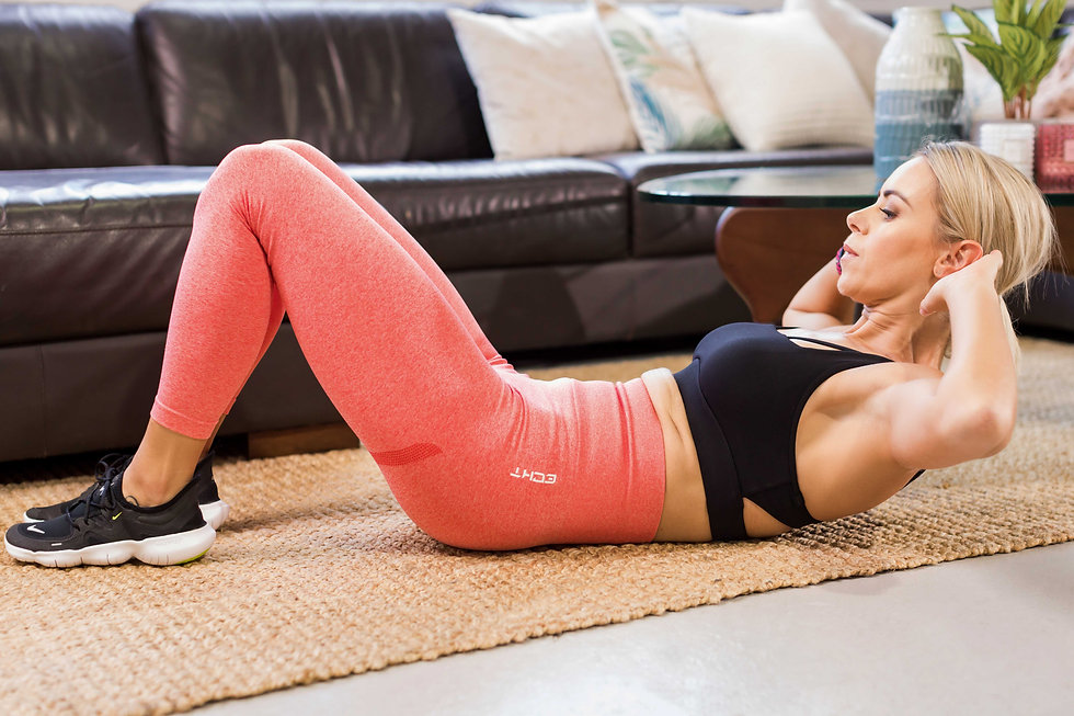 Women's Personal Trainer