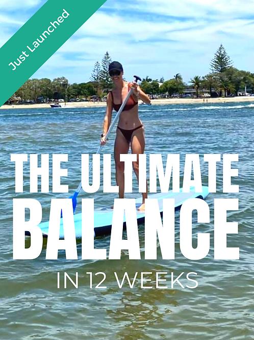The Ultimate Balance
