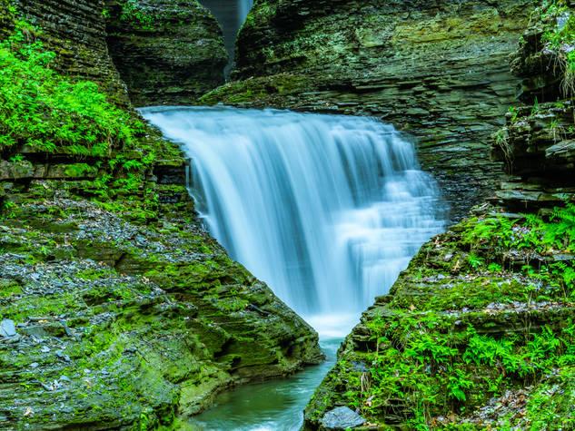 Falls at the Canyon