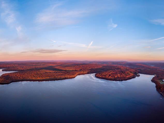 Lakeside Runsrise