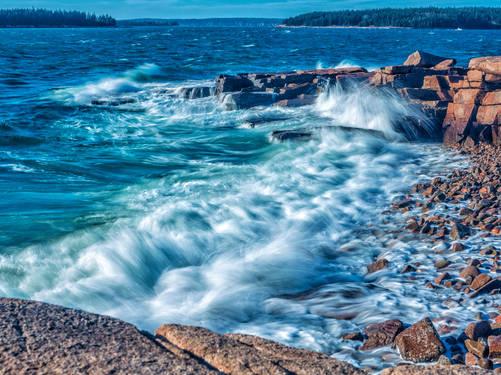 Acadia Schoodic Peninsula
