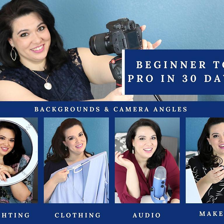 Beginner to Pro in 30 Days