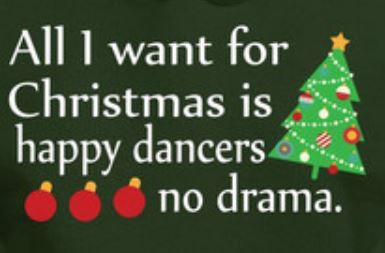 Christmas Time is Dancing Time