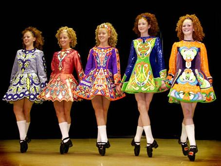 Dance Tidbits – Irish Dances