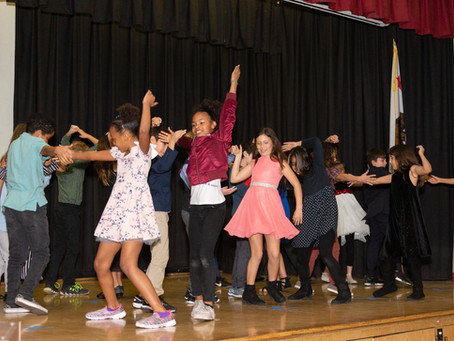 Colfax Charter Elementary School/DREAM Program Mid Year Ballroom Showcase 2019