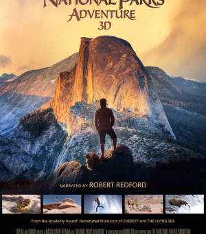 FILM REVIEW: NATIONAL PARKS IS QUITE THE ADVENTURE!