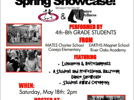 Dancing With Our Local Schools Spring Showcase