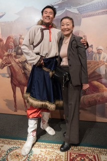 Genghis Khan and the Art of Dance