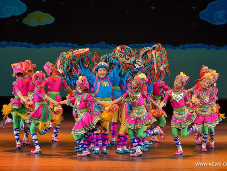 Dance Tidbits: Dances of China