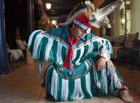 Dance Tidbits: Dances of the Native American – Part 3